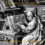 Chronica parva Ferrariensis: prosperità di Ferrara