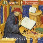 Chronica parva Ferrariensis: il tempo del Marchese Azzo